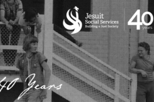 Historical photo from Jesuit Social Services