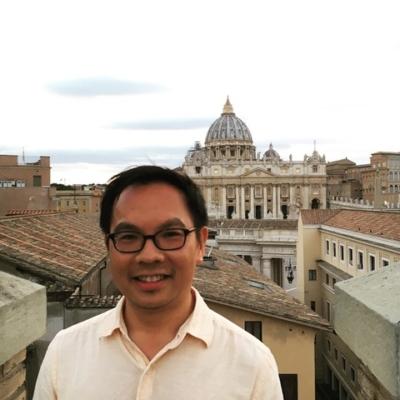 Andy Nguyen SJ